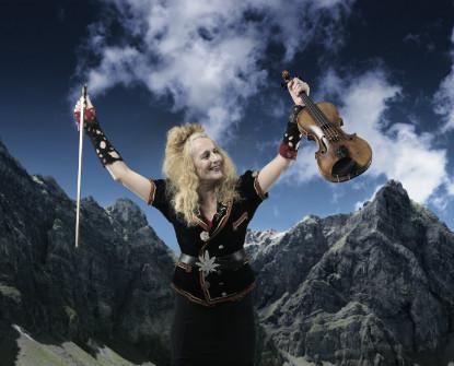 Christine Lauterburg - Bild: Silvan Bucher