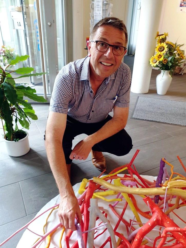Dr. Matthias Inniger  - Religionsexperte Bern