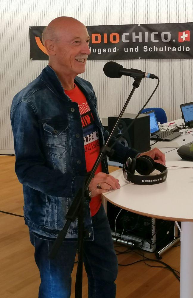 Heinz Nobs, ehemaliger Präsident FC Aarberg