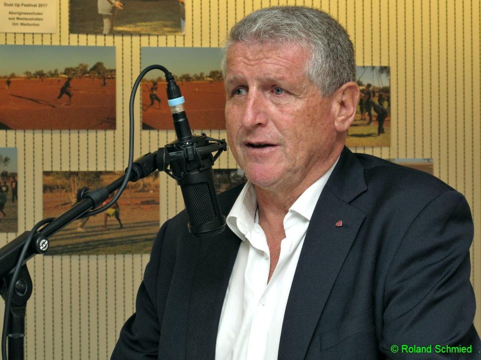 Walter Mengisen, Co-Rektor Eidgenössische Hochschule für Sport in Magglingen EHSM