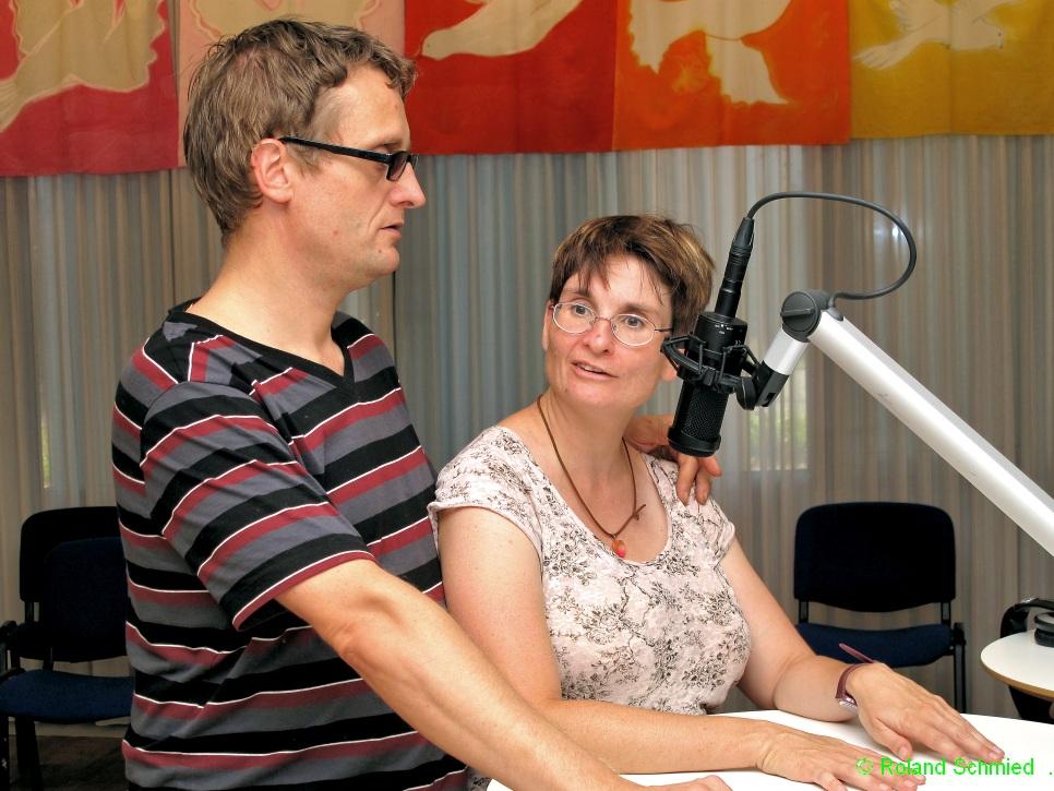 Christian Albrecht und Christine Donzel - Les Chrichri