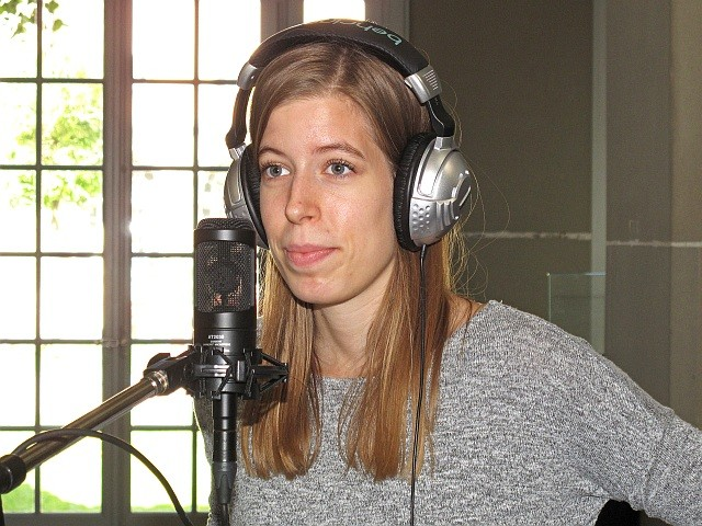 Sara McLoud bei uns im Studio!