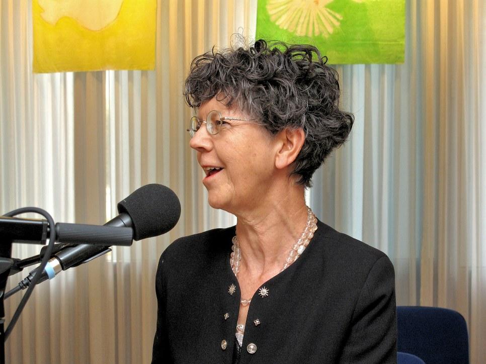 Dr. Hanna Muralt Müller, a. Vizekanzlerin