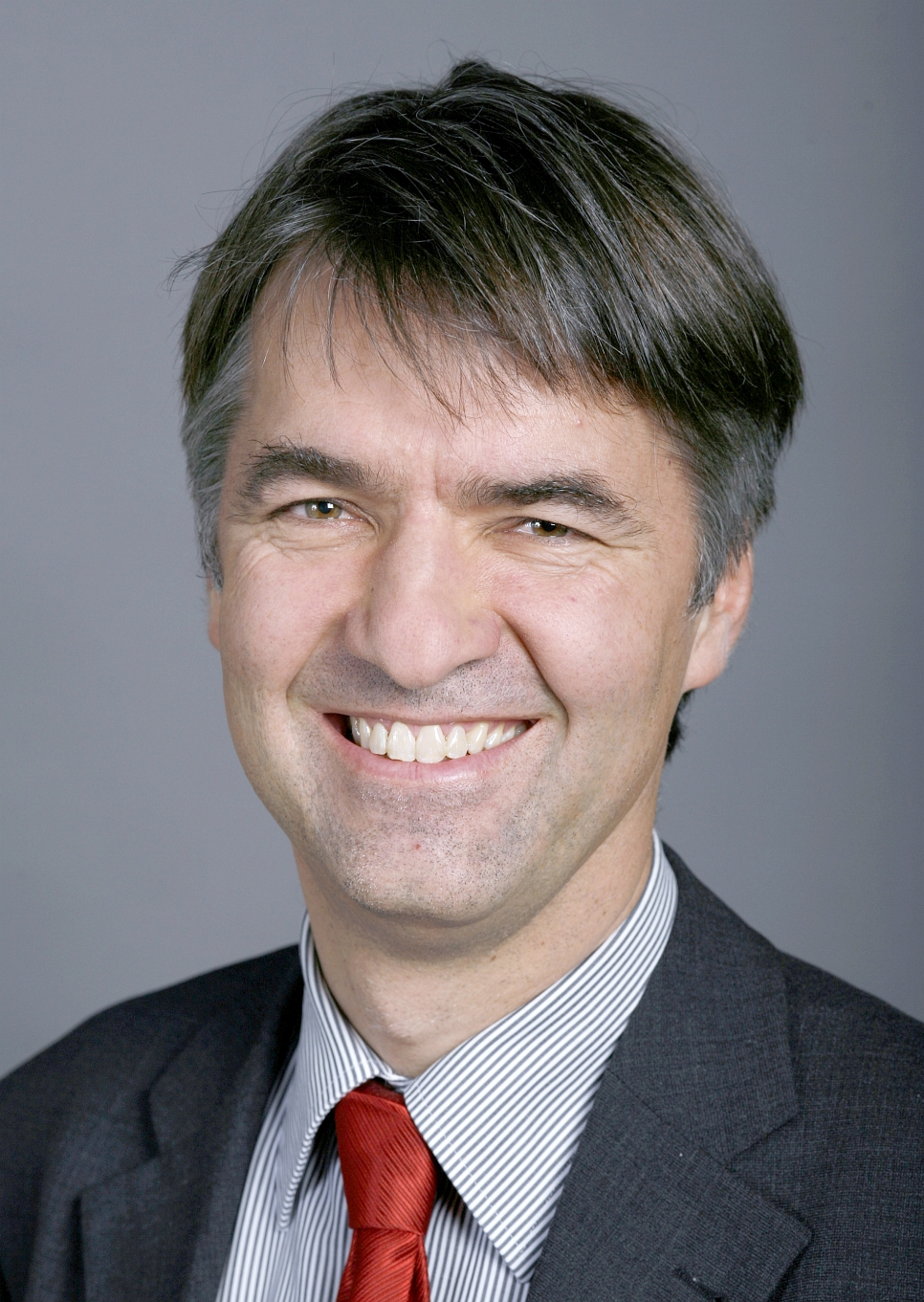 Alec von Graffenried - Stadtpräsident von Bern im Gespräch mit Matthias