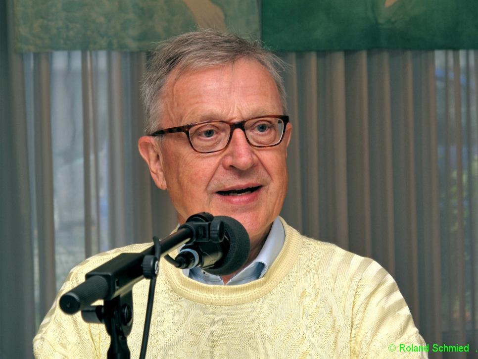 Fritz von Gunten, Präsident Stiftung für das Werk von Albert Schweitzer