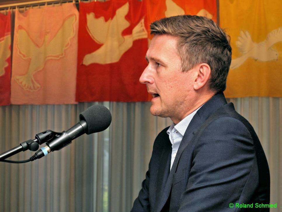 Stefan Nobs, Gemeinderat Lyss - Ressortvorsteher Bildung und Kultur