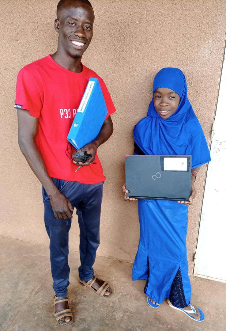 Souleymane und Salimata