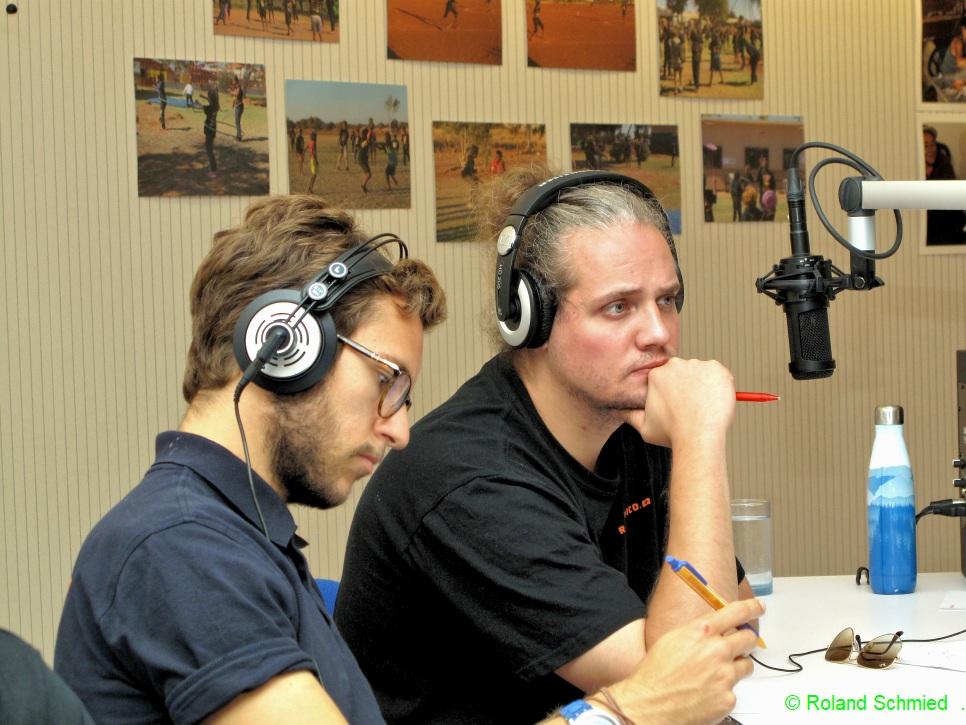 Sven und Dennis, RadioChico