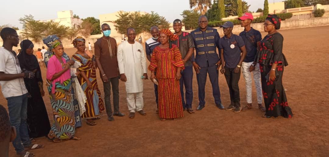 Boureima Seyba, Mariam Keita, Hamadoum Balam, Abdramane Ongoiba, Binake Traoré, Mousa Coulibaly, Mamadou Dembelé, Salimata Diallo