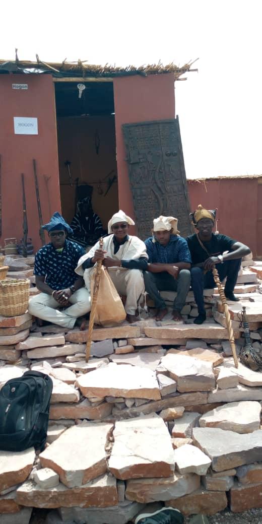 Am Ogobagna-Festival