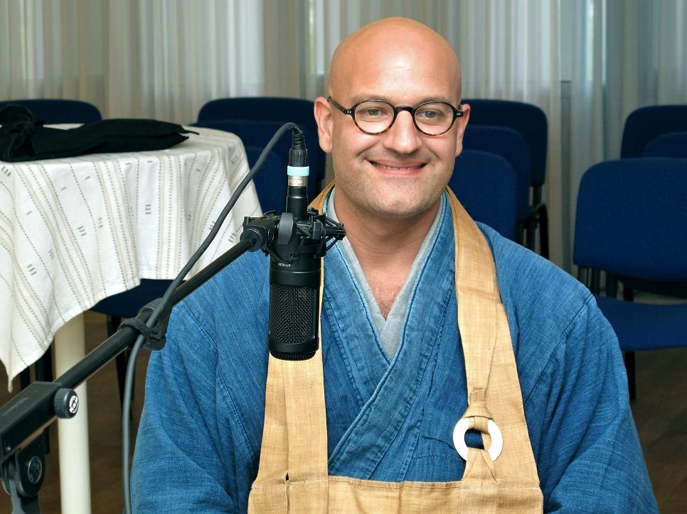 Marcel Reding - Zen Mönch aus Einsiedeln