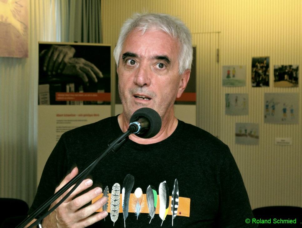 Heiner Widmer, Präsident Bogenschützenverein Bern