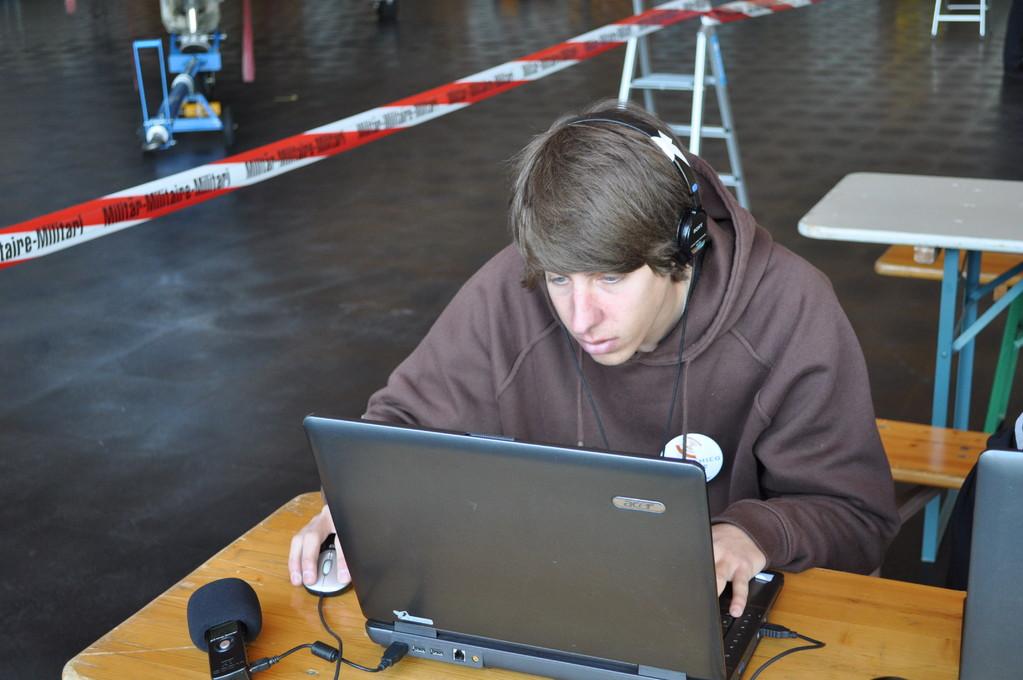 EAS 2011 - RadioChico (Michel)