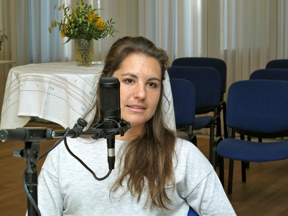 Dina Marti von Medair