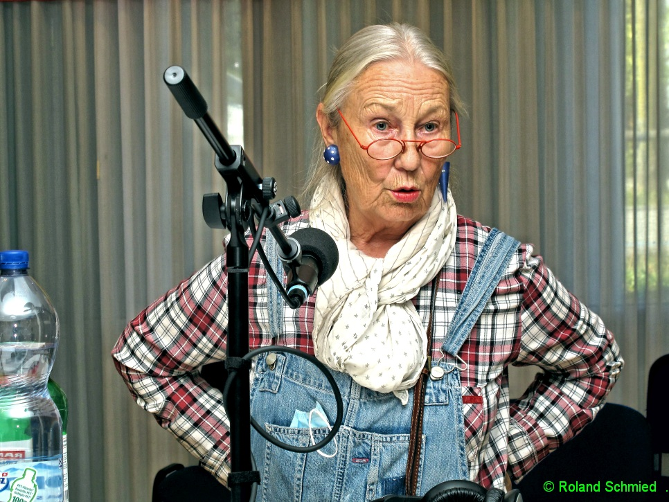 Christine Ramseyer, Radio Silbergrau