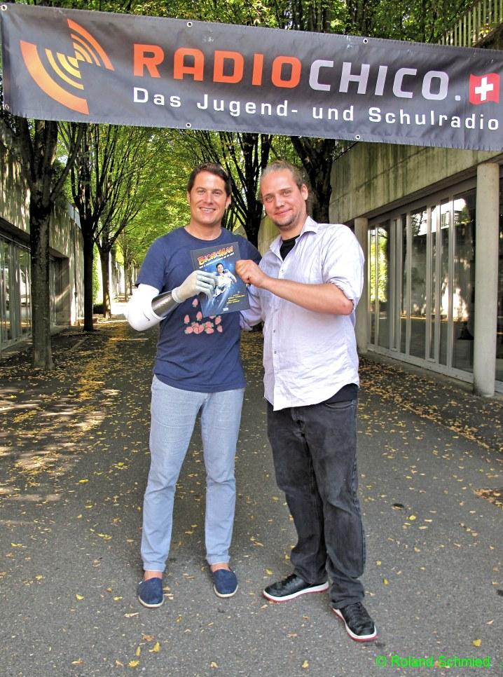 Dennis und Michel Fornasier