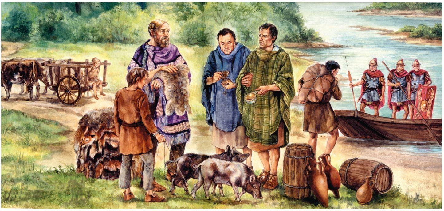 Die Runen wurden im 2. bis ins 14.Jahrhundert von den Germanen in Steindenkmäler geritzt