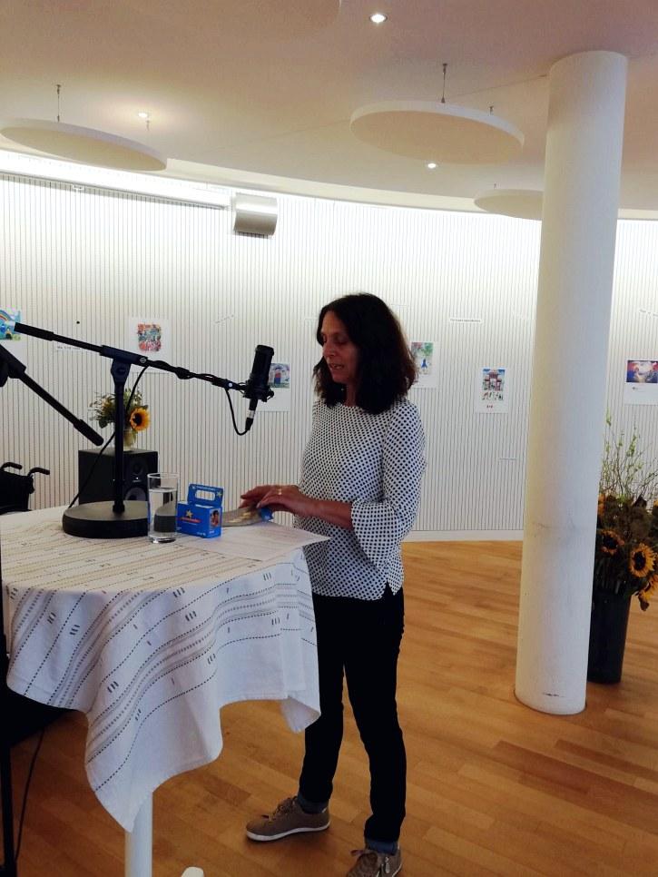 Ariane Buffat  UNICEF -  Sternenwoche - Kinder helfen Kindern