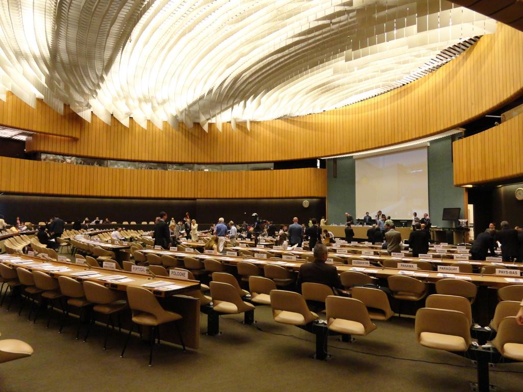 Palais des Nations - Salle XIX