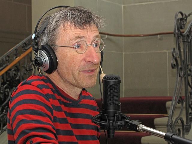 Lorenz Pauli bei RadioChico!