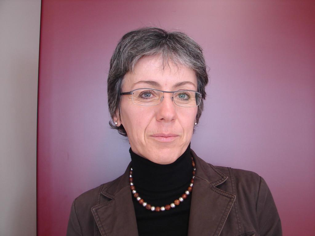 Frau Margrit Geissbühler
