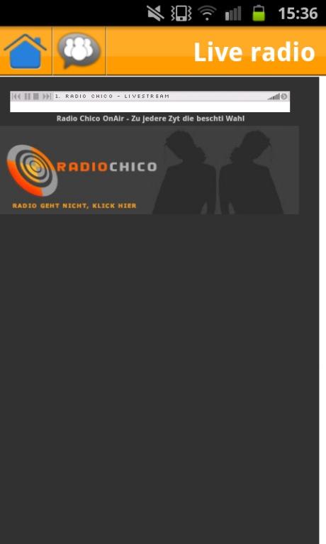Ecoutez RadioChico en live !