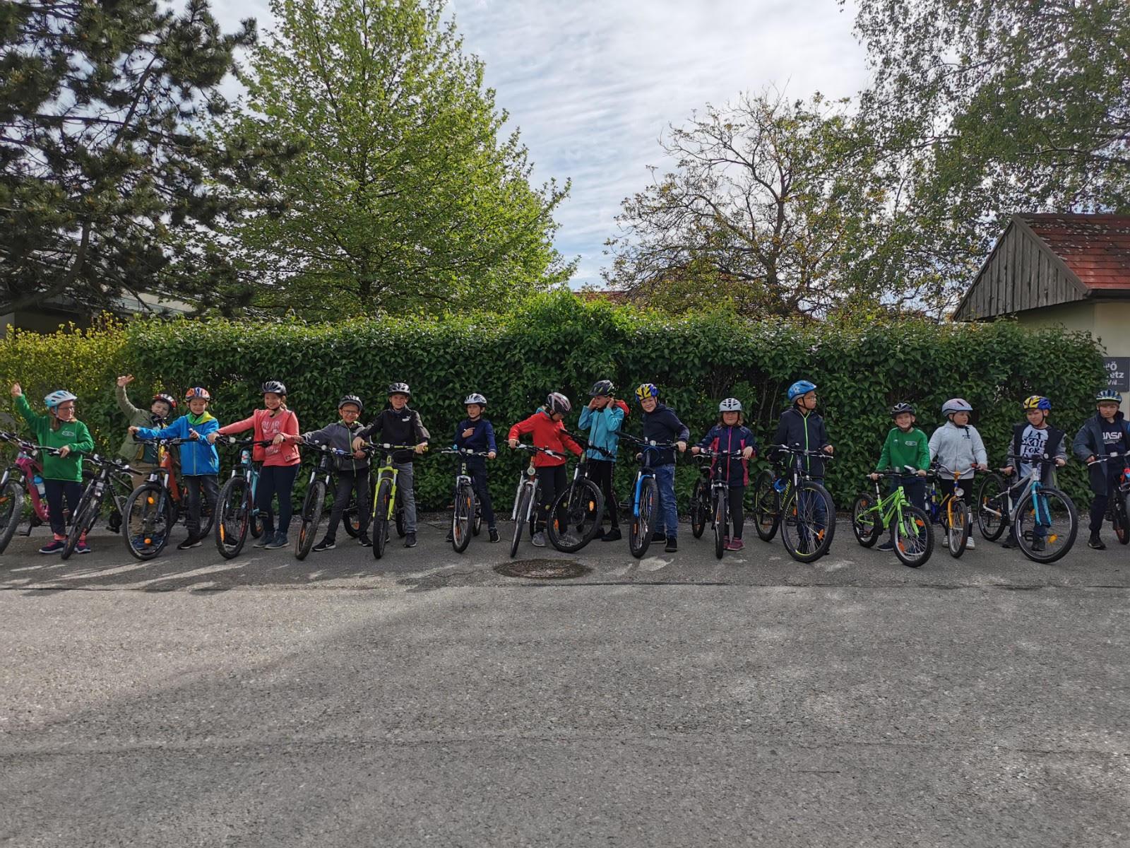 Fahrradprüfung