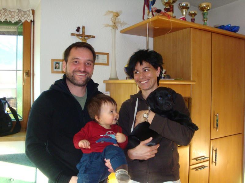 Jasper und seine Family