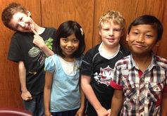 Des élèves qui vivent mieux… heureux, tout simplement.  OakleyOriginals/Flickr, CC BY
