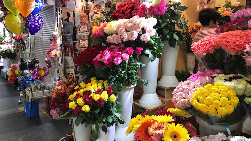 小さな花屋通り