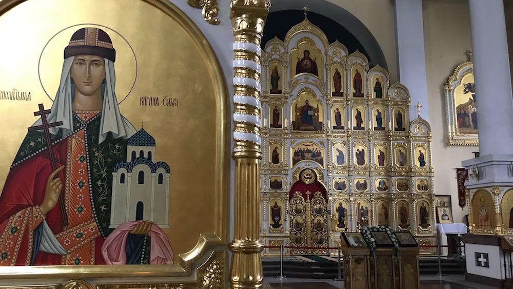 美しきロシア正教会