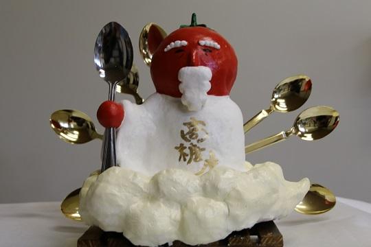 トマトの神様写真ご本尊
