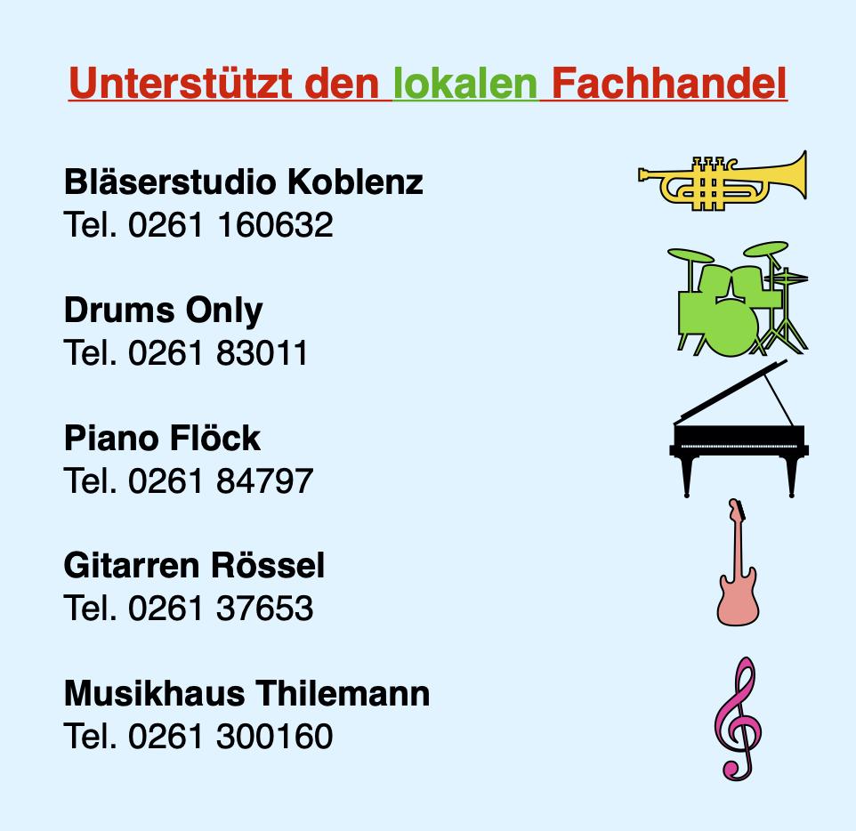 Koblenzer Fachhandel hat alles!