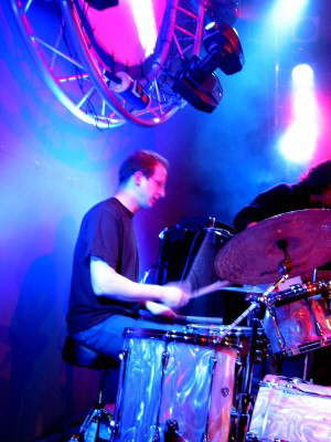 Bernie Weithofer - Drums