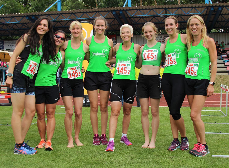 Mädchenteam