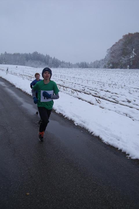 Jonas rennt