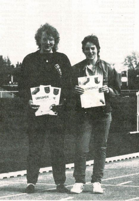 Barbara Berger und Silvia Maisch