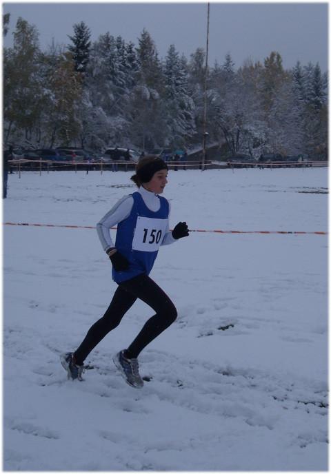 Siegerin Emily (SpVgg Auerbach-Streitheim, WU12)