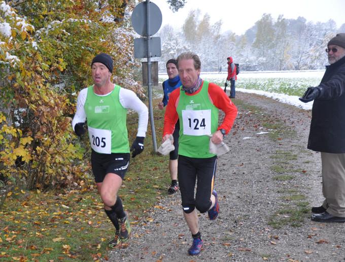 Roland Höck (l) und Uwe Gerstner (r), beide LGRZ