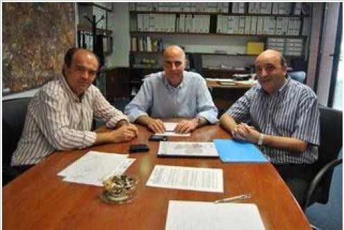 Reunión con Concejal de Urbanismo sobre la ITE