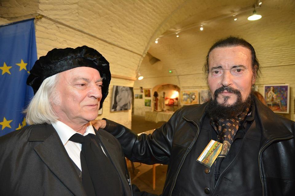 Georg Schell und Juan Ramirez