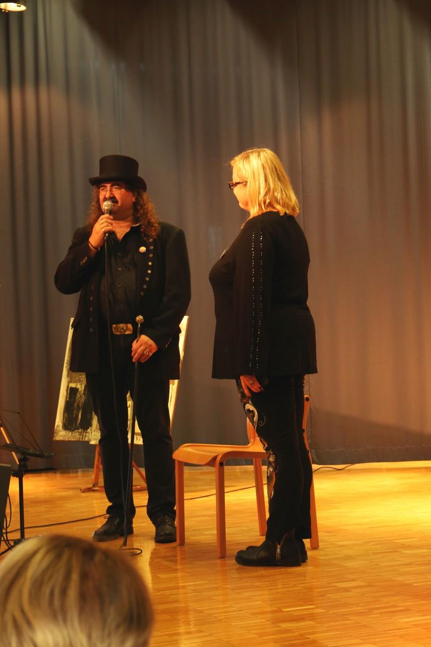 Eddie und Margit, Dankesworte