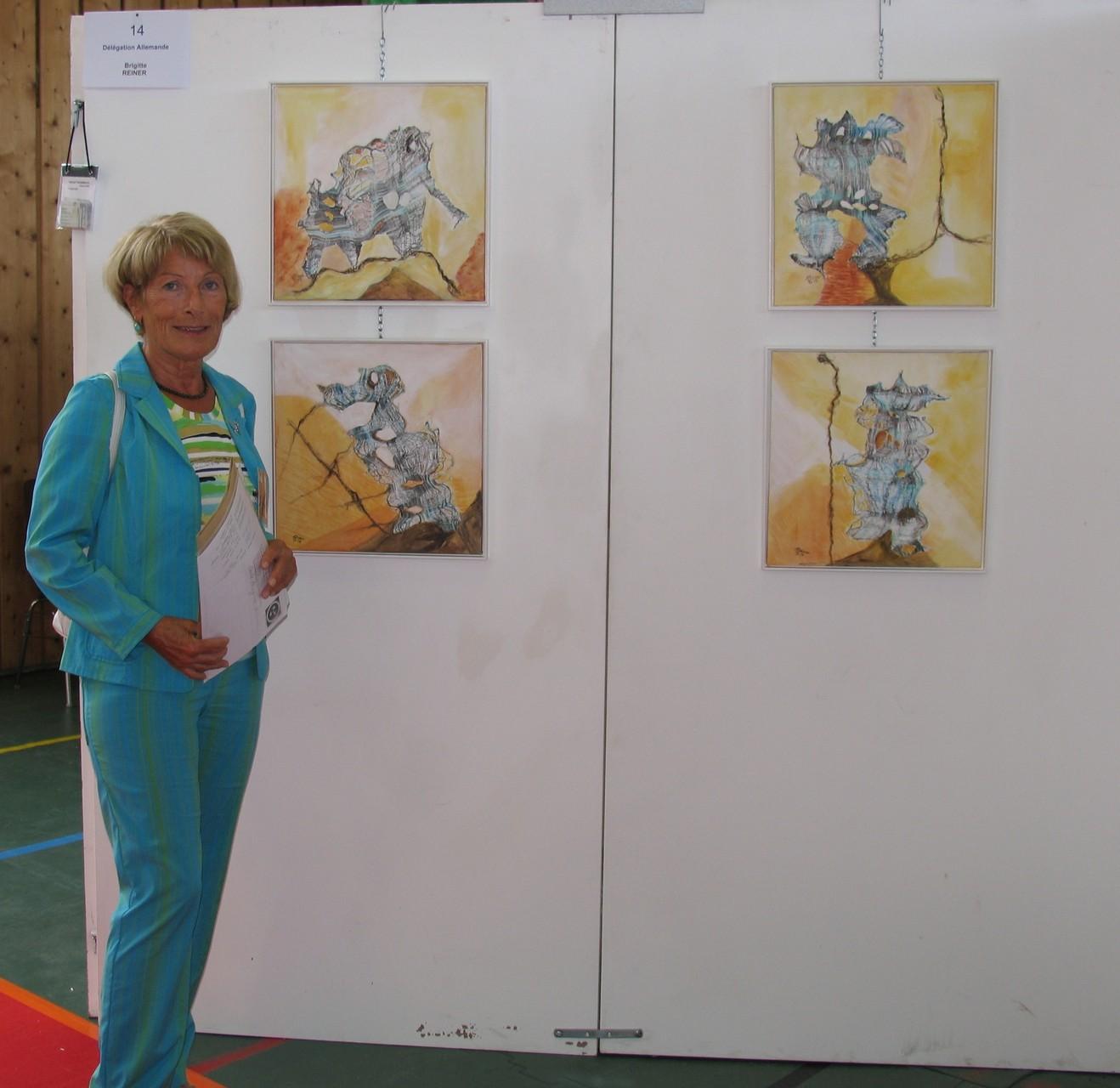 Gitta Reiner und Ihre Bilder