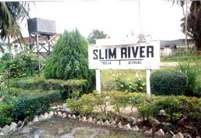 THE STORY OF SLIM RIVER BY AZMIR, FOUNDER OF PUSAT TUISYEN DINAMIK PEMIKIR