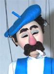 Franzose / Marionette