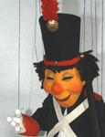 Lippischer Schütze / Marionette