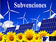 Subvenciones Energías Renovables y Eficiencia Energética