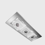 OSRAM Tresol Cube Trío Ceiling