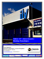Ahorro energético en Talleres ITV
