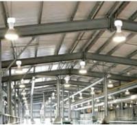 Iluminación leds en naves industriales